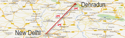 how-to-reach-dehradun-by-air