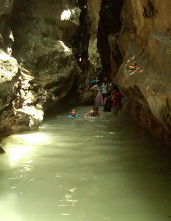 Rovers Cave