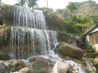 Sahastradhara Waterfall Photos